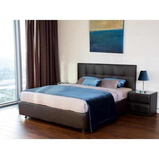 Кровать Amelia (Амелия) с ПМ (с бельевым ящиком)