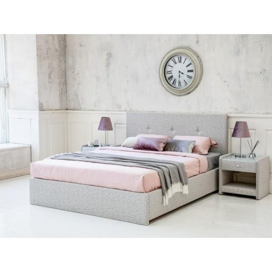 Кровать ISABELLA (Изабелла) (без основания с ламелями)