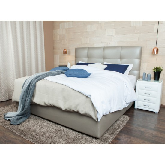 Кровать Sandra (Сандра) с ПМ (с бельевым ящиком)