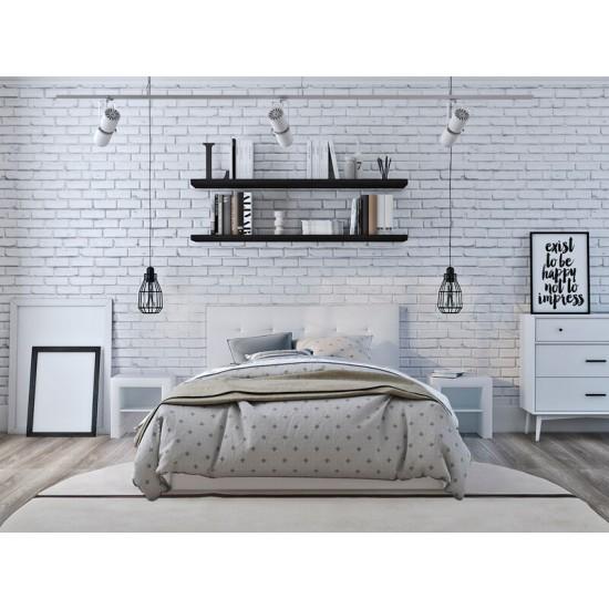 Кровать Greta (Грета) (без основания с ламелями)