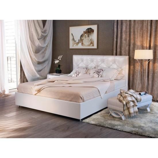 Кровать Marlena (Марлена) с ПМ (с бельевым ящиком)