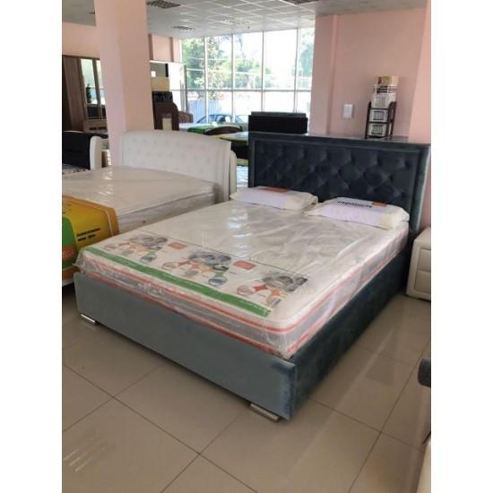 Кровать Versa 7 (Верса 7) (без основания с ламелями)
