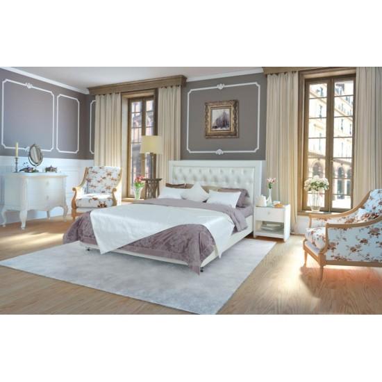 Кровать SIMONA (Симона) (без основания с ламелями)